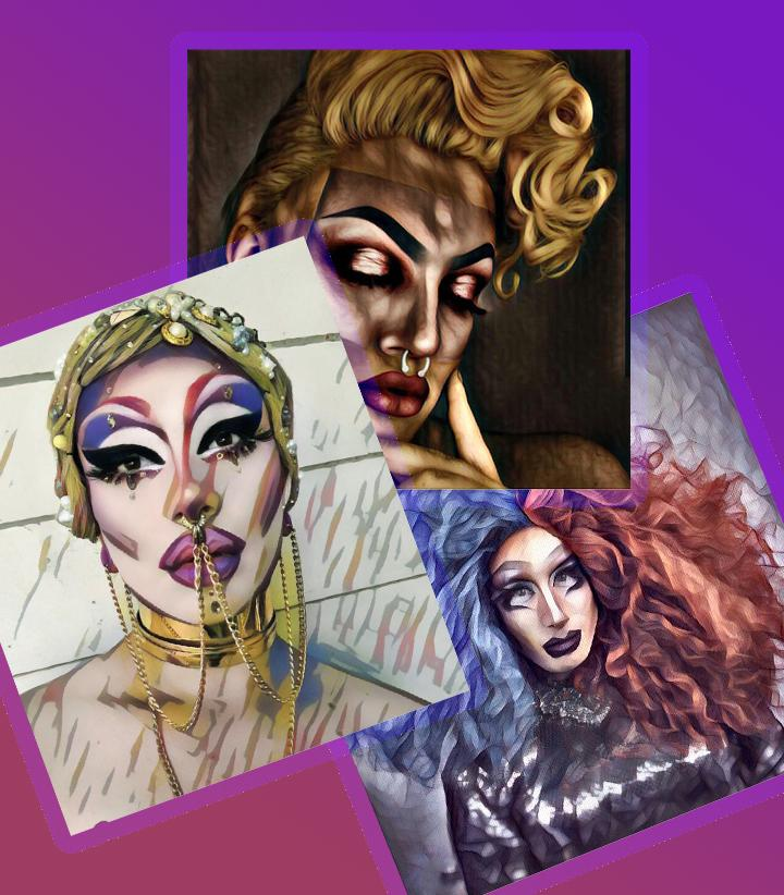 Qwerrrk Drag Queen Wallpapers For Android Apk Download