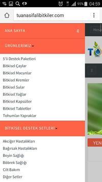Tuana Şifalı bitkiler apk screenshot