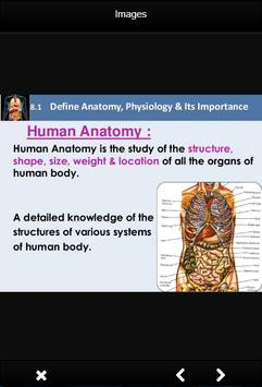 Anatomy and Physiology Definition screenshot 10