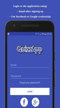 QuizzApp poster