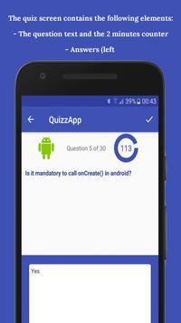 QuizzApp screenshot 3