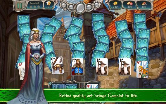 Avalon Legends Solitaire 2 screenshot 7