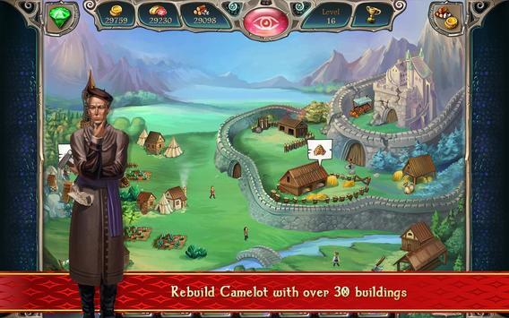 Avalon Legends Solitaire 2 screenshot 6