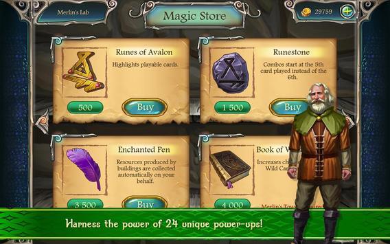 Avalon Legends Solitaire 2 screenshot 9