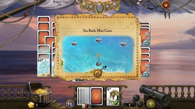Seven Seas Solitaire apk screenshot