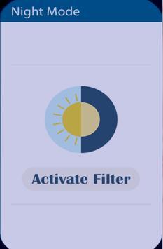 Night Mode - Blue Light Filter apk screenshot