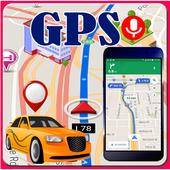 GPS Route Finder Navigation:GPS Navigation Places icon