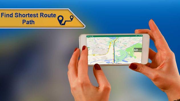GPS Route Finder Navigation:GPS Navigation Places apk screenshot