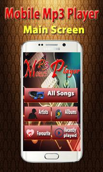 Mobile MP3 Player poster