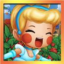 Cinderella Farm: Fairy Tale APK