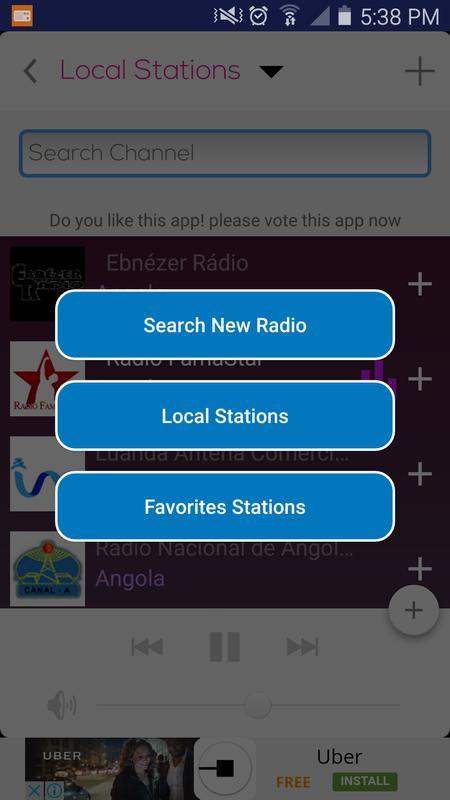 radios online angola