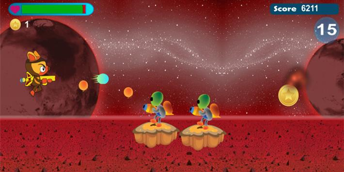 Angry Dave : in space apk screenshot