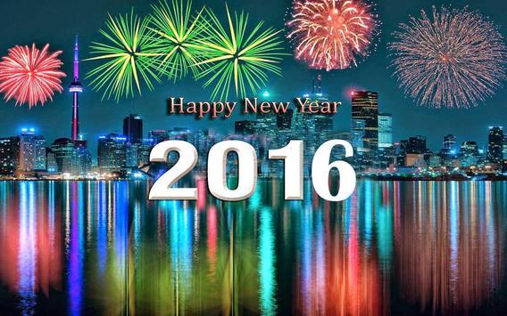 Happy New Year 2016 apk screenshot