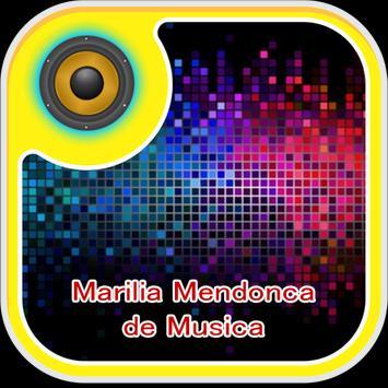 Marillia Mendonca de Musica poster