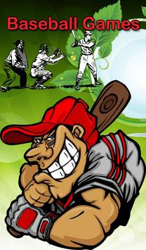 Baseball Games apk screenshot
