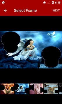 Angel Dual Photo Frames screenshot 9