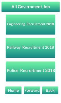 All Government Job -Daily Sarkari naukri Update screenshot 1