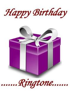 Happy Birthday Ringtone apk screenshot