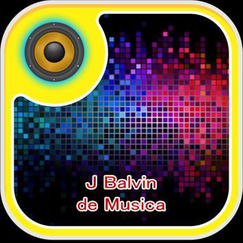 Musica de J Balvin apk screenshot