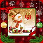 Merry Christmas Photo Editor icon