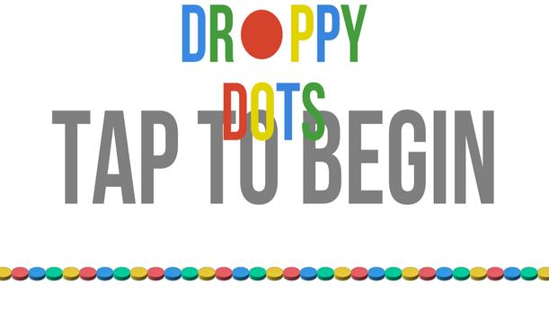 Mad Droppy Dots poster