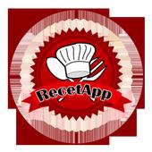 RecetApp icon