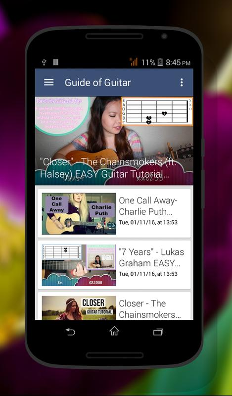 Guitar Chord Guide Apk Download Free Education App For Android