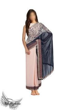 Indian Saree Photo App screenshot 2