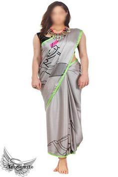 Indian Saree Photo App screenshot 3