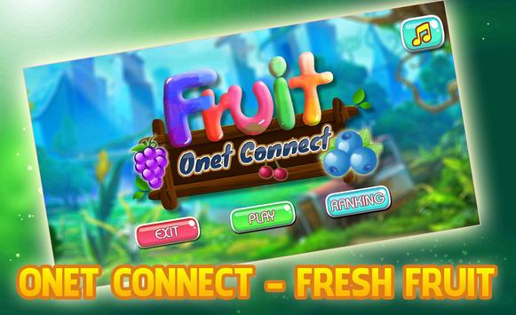 Classic Onet Connect Fruit HD poster