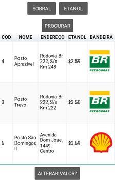 Busca Posto CE screenshot 2