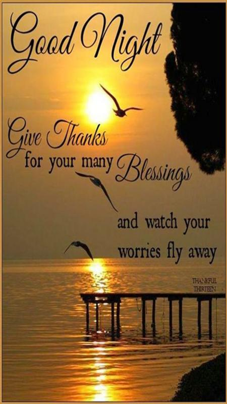 Good Night Blessings For Android Apk Download