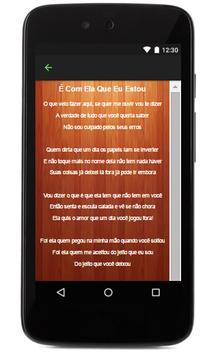 Cristiano Araújo Letras Musica apk screenshot