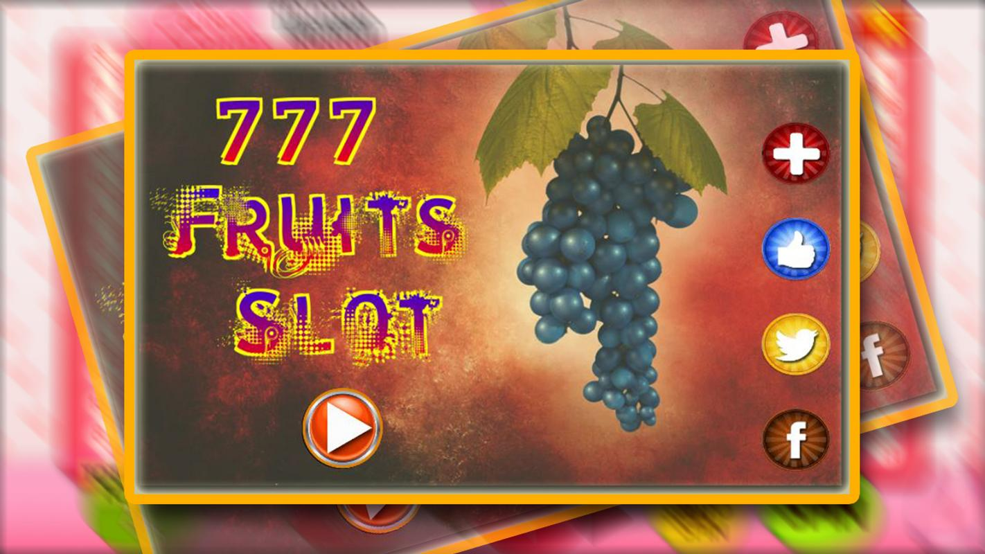 Fruit games free download - 777 Jackpot Fruit Slots Poster