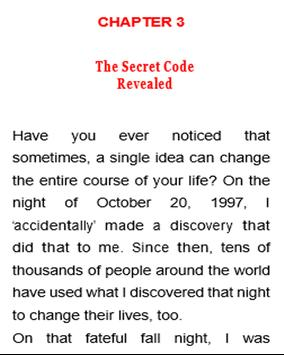 The Secret Code of Success PDF-poster