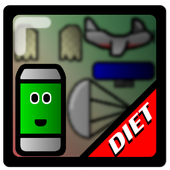 Partly Pop Can - Diet Version icon