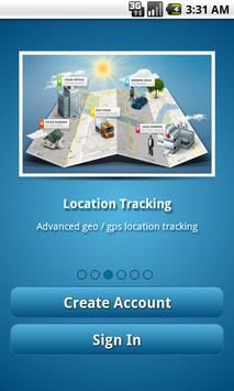 GPS Tracker Angel Tracking PRO poster