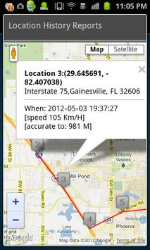 GPS Tracker Angel Tracking PRO apk screenshot