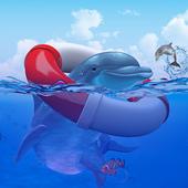Dolphin Race Simulator icon