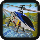 Euro RC Helicopter Flight Sim icon