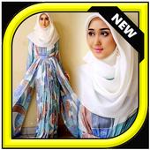 Desain Baju Muslim Wanita 2017 icon