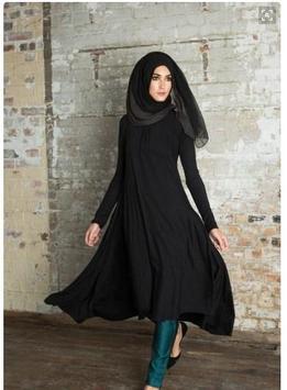 Desain Baju Muslim Wanita 2017 apk screenshot