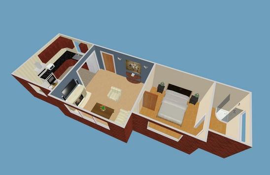 3D Home Design Ideas HD poster