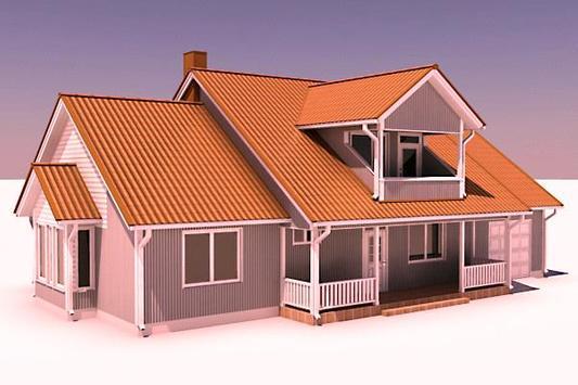 3D Home Design Ideas HD screenshot 1