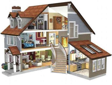 3D Home Design Ideas HD screenshot 2