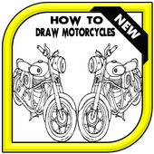 How To Draw Motorcycles icon