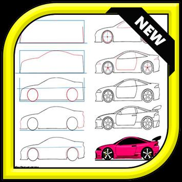 How to Draw Cars screenshot 1
