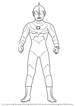 How To Draw Ultraman screenshot 1