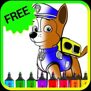 How To Draw Paw Patrol dog screenshot 2