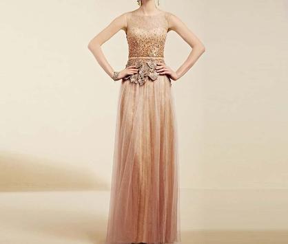 Long Dress Design Ideas poster